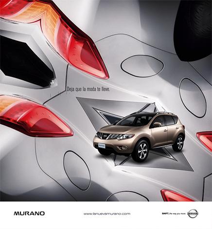 Nissan Murano – Moda2
