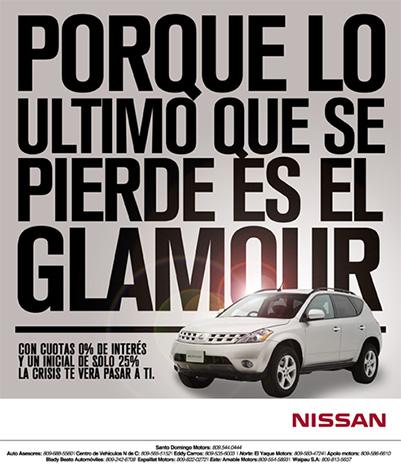Nissan – Crisis – Murano