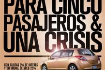 Nissan – Crisis – Tiida