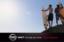 Nissan Shift…