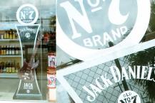 Jack Daniel's – Guitar Display