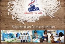 Arroz La Garza Nursery